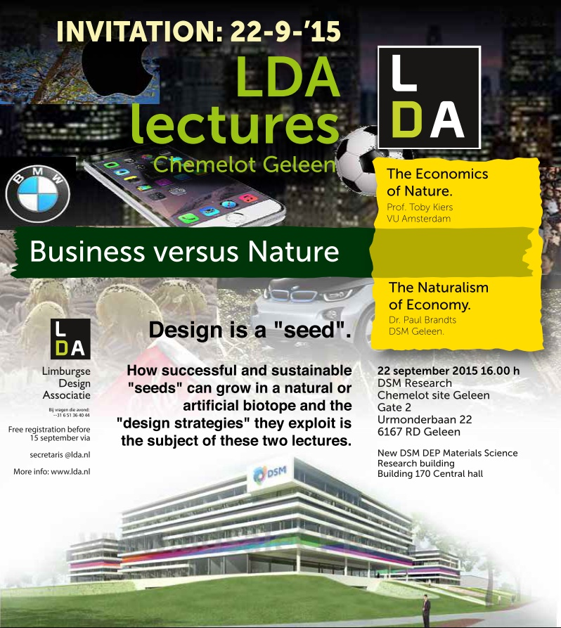 2015-9-22 LDA lectures Businees vs Nature