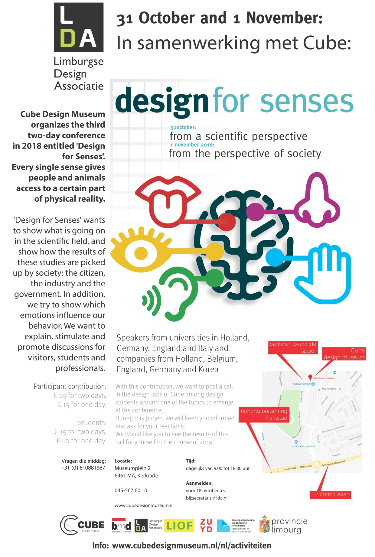 BMD Design for Senses